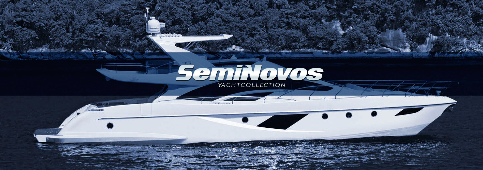 Yachtcollection Seminovos